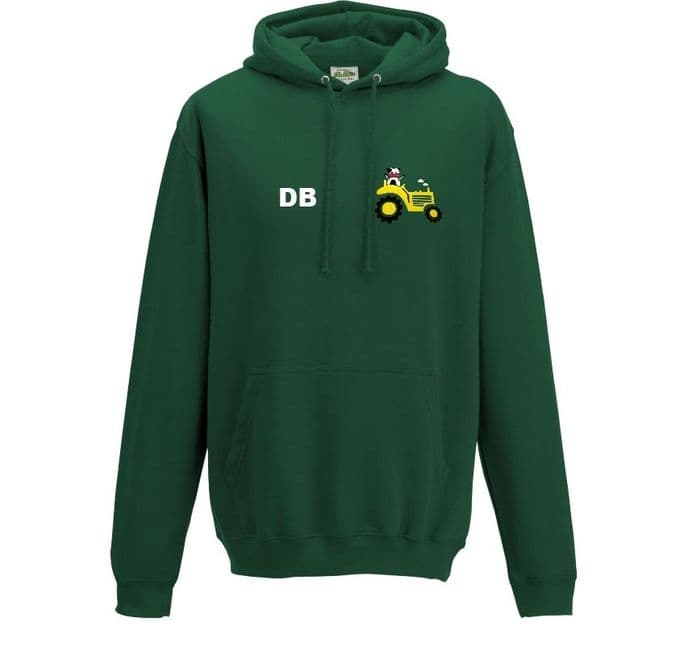 HARLESTON COUNTRYSIDERS  HOODY