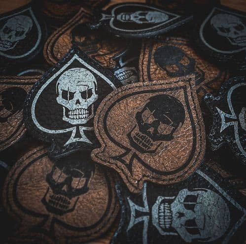 R17 Leather Patch