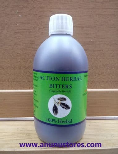 Action Herbal Bitters - 500ml