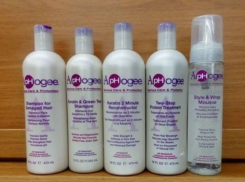 ApHogee Treatment & Repair Hair Product