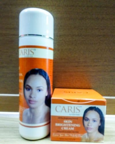 Caris Clear Complexion Body Skin Care