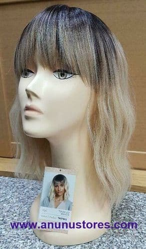 Feme Tousled Waves Wig - 14in