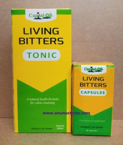 Living Bitters Tonic / Tablets