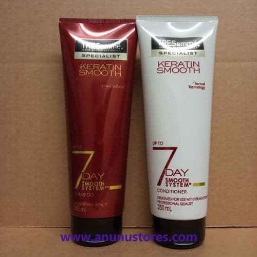TRESemme Specialist Keratin Smooth 7 Day Smooth