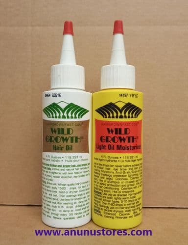 Wild Growth Products