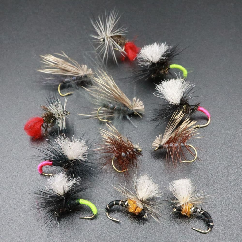 Grayling Dry Collection Fishing Fly