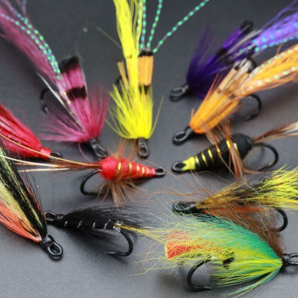 Ultimate Salmon Collection Fishing Fly