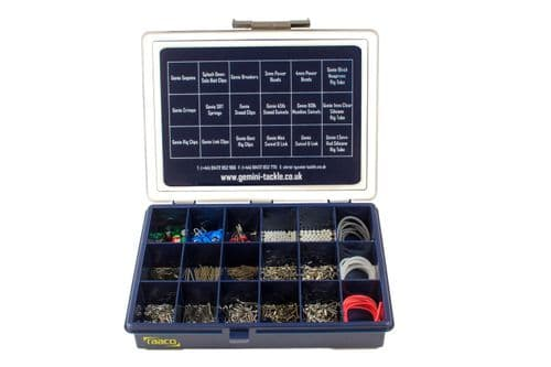 Gemini Rig Building Box (Fully Loaded With Genie Rig Components)