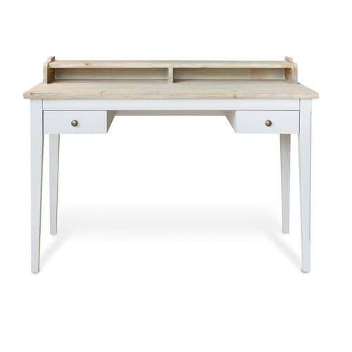 New England Signature Grey Desk / Dressing Table