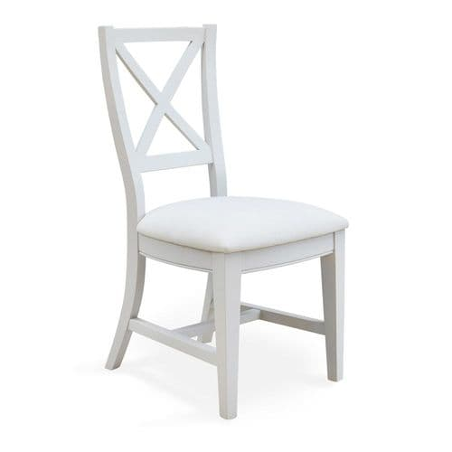 New England Signature Grey Dining Chair (Pack of Two)