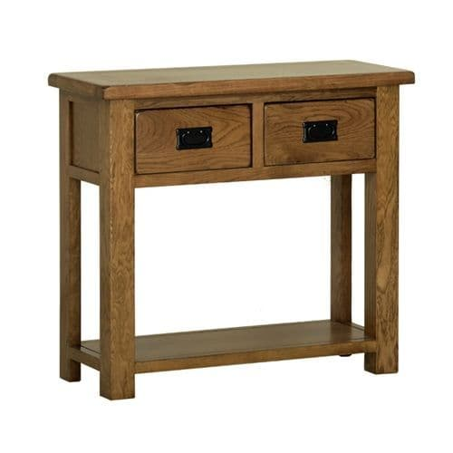 Alberta 2 Drw Console Table