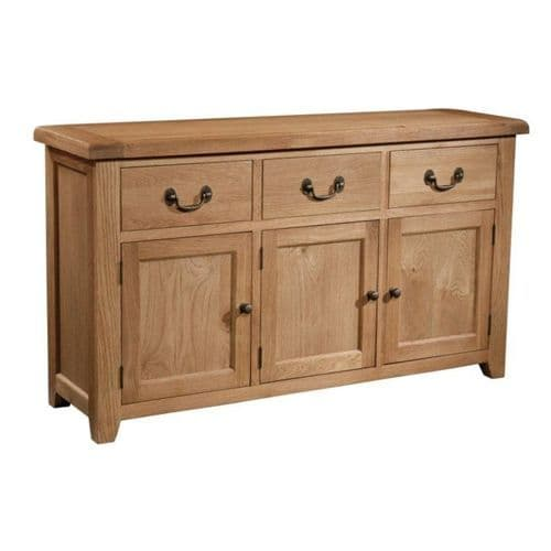 Bridgwater 3 DOOR 3 DRAWER SIDEBOARD