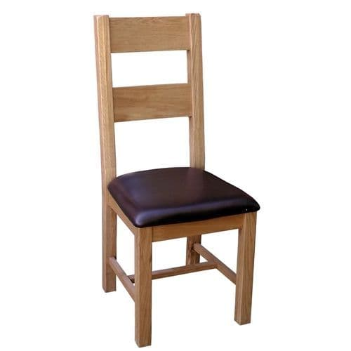 Bridgwater LADDER BACK CHAIR