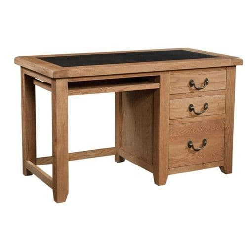Bridgwater OFFICE DESK UKFR PU TOP
