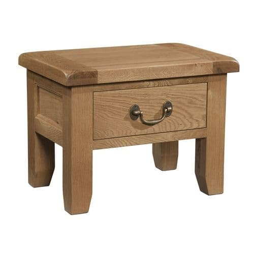 Bridgwater SIDE TABLE WITH DRAWER