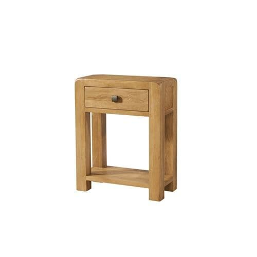 Eaton SMALL CONSOLE 1 DRAWER AND SHELF