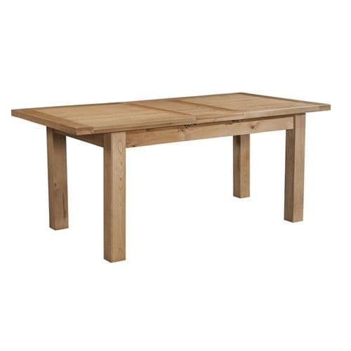 Elworth DINING TABLE WITH 1 EXTENSION 120-153 X 80