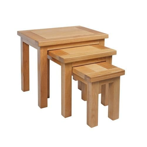 Elworth NEST OF TABLES