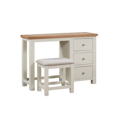 Elworth Painted Dressing Table and Stool