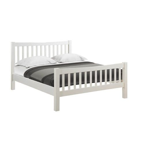 Elworth Painted Kingsize Bed