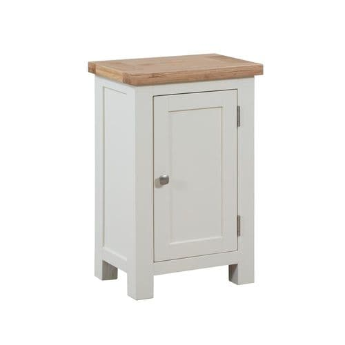 Elworth Painted Small Cabinet 1 Door
