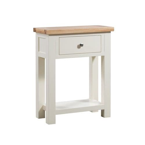 Elworth Painted Small Console Table