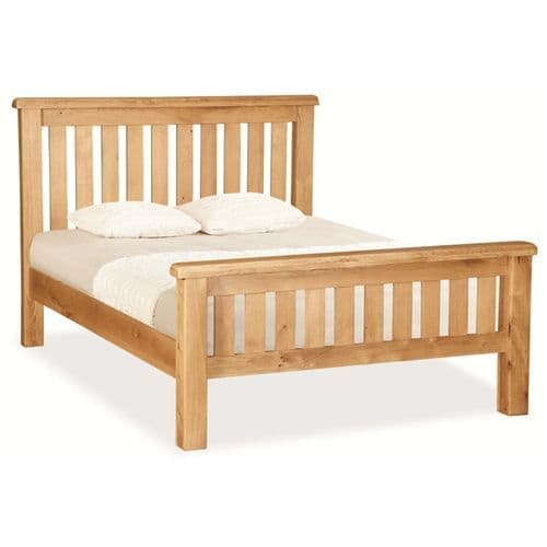 Stockton Bed 4'6 slatted