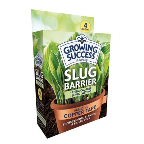 Growing Success Slug Copper Tape 4m