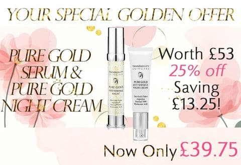 Your Special Golden Offer