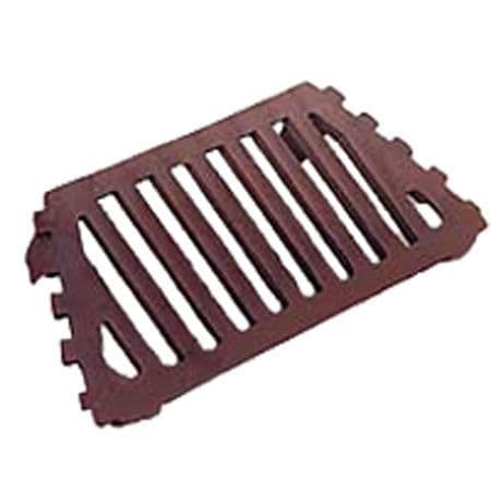 "16"" Queenette Fire Grate - with and without legs"