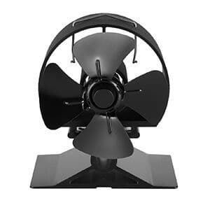 4 Blade Mini Stove Fan