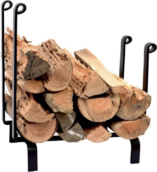 Birtley Log Rack - Log Holder | Thefiresideshop.co.uk