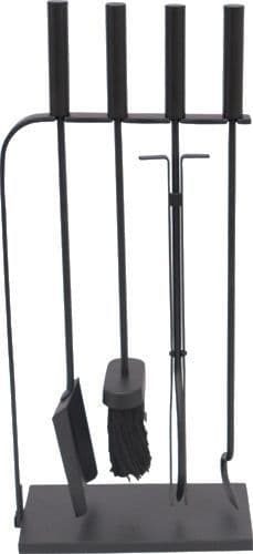 Burlton Companion Set - Fire Tools | Thefiresideshop.co.uk