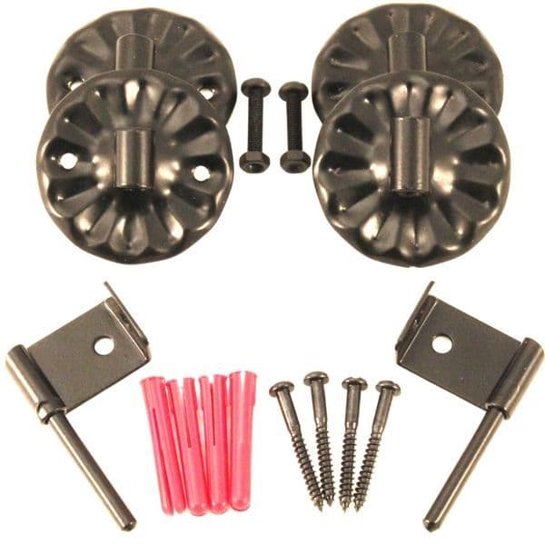 Hook Kit for Noble Guards - Fire Guards | Thefiresideshop.co.uk