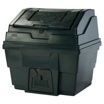Stonethwaite Plastic Coal Bunker 500Kg | Thefiresideshop.co.uk
