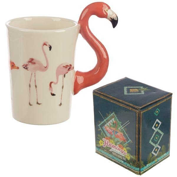 Fun Flamingo mug