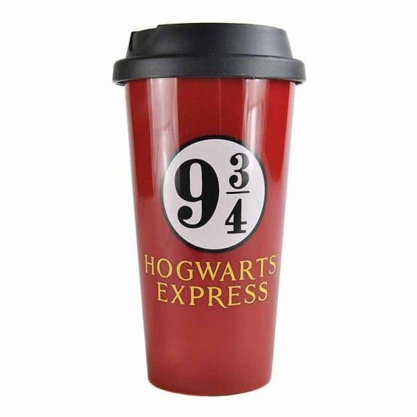 Harry Potter Platform 9 3/4 Travel Mug