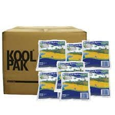 Kool Kids Instant Ice Pack 15cm x 15cm (Koolpak)  Box 20