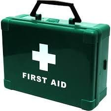 One Person Kit in First Aid Box
