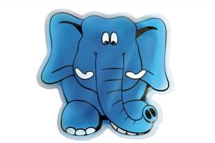 Reusable Hot/Cold Pack - Elly The Elephant