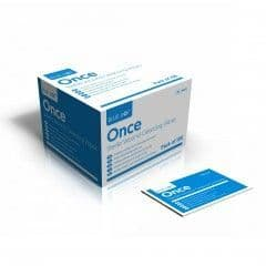 Sterile Saline Moist Wipes (Once) Pack 100