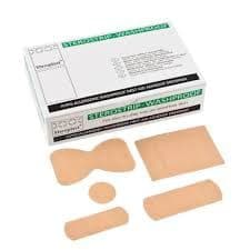 Washproof Plasters Assorted (Steroplast) Pack 100