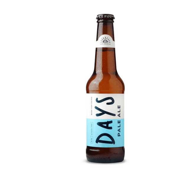Days Brewing Alcohol Free Pale Ale (0.0% ABV)