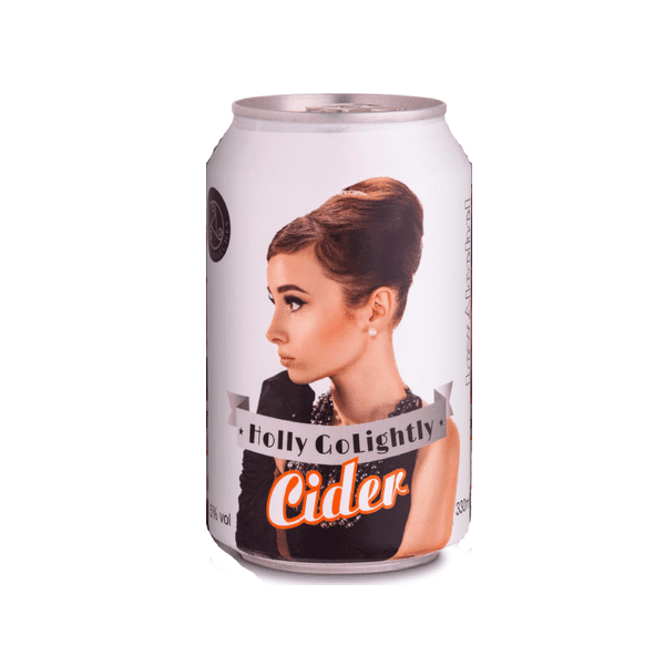Holly GoLightly 0.5% Low Alcohol Cider
