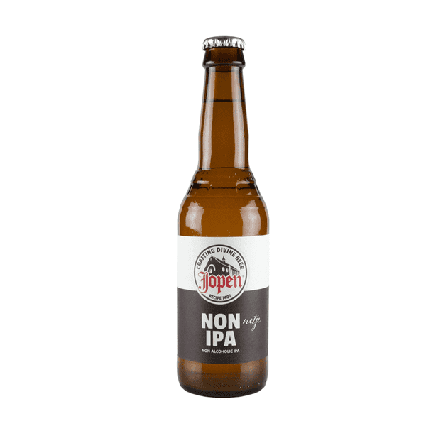 Jopen Alcohol Free Non IPA Beer (0.4% ABV)