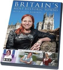 Britain's Most Historic Towns DVD