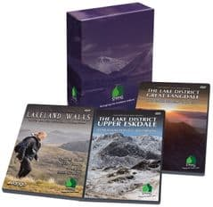 David Powell-Thompson's Lakeland Walks 3 DVD Box Set