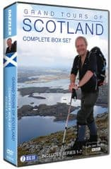 Grand Tours of Scotland - 7-DVD Box set