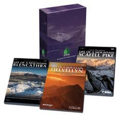 Life Of A Mountain 3 DVD Box Set