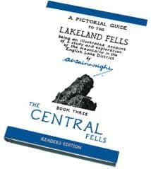 Pictorial Guide - Central Fells - Readers Edition